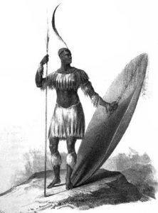 Le roi zoulou Shaka