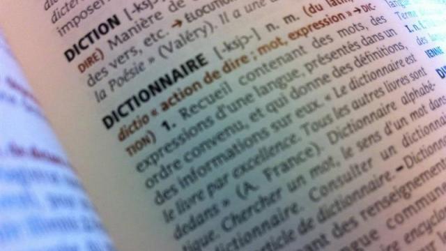 Les nouveaux mots entrés dans les dictionnaires en 2021