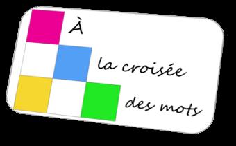 Logo À la croisée des mots